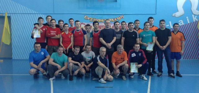 День защитника отечества МБОУ Казачинская СОШ
