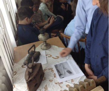 Выставка «История заселения территории Казачинского района в вещах и предметах быта»
