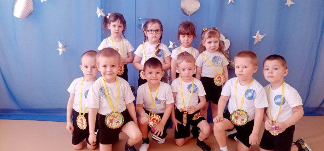 День космонавтики в дошкольных группах